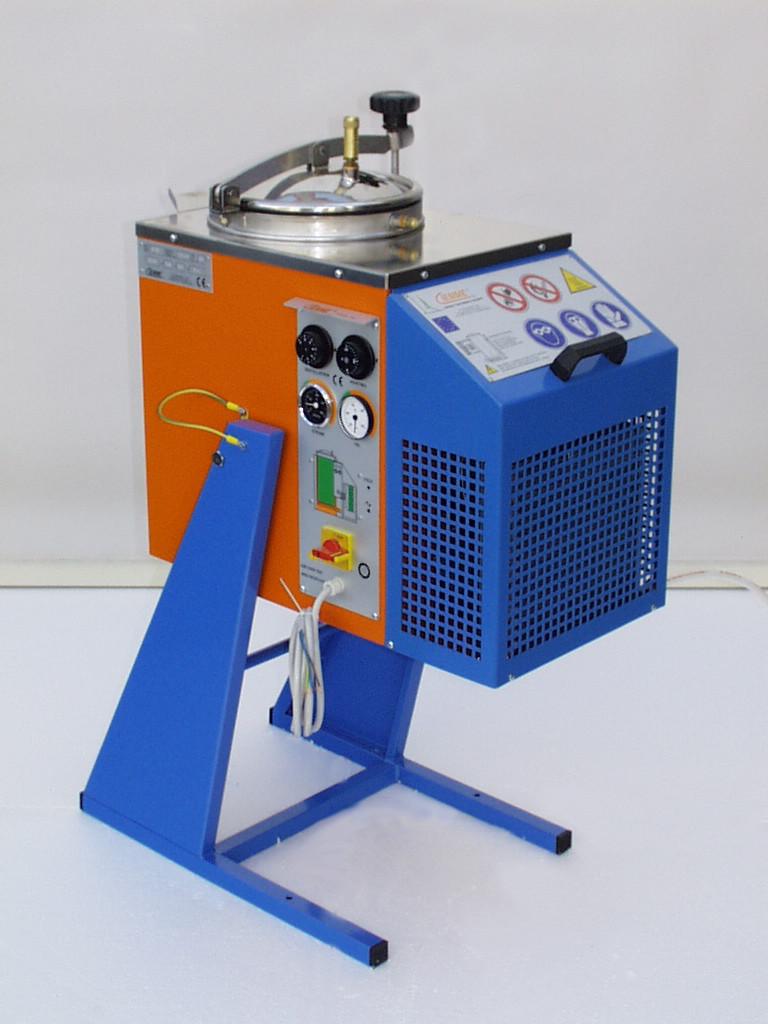 Destilador de Solventes Mod. J16 1