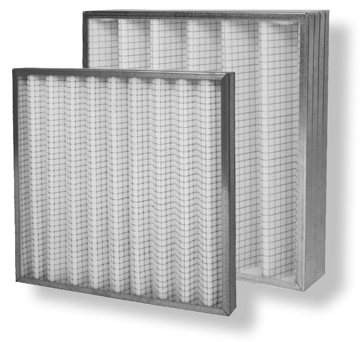 Filtros Cassete Metálica 1
