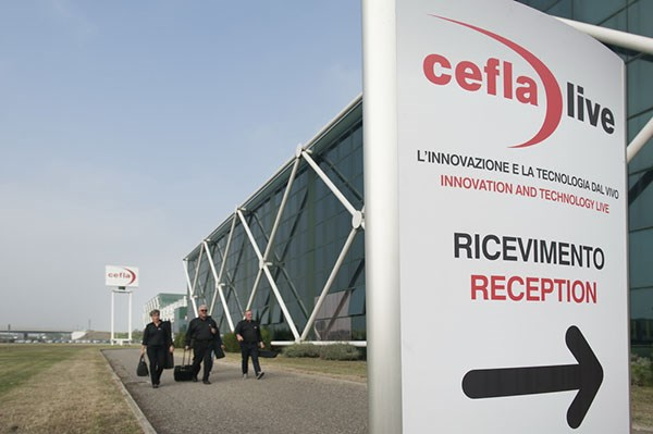 CEFLA LIVE 2017 - IMOLA (ITALY) 18 - 20 OCTOBER 0