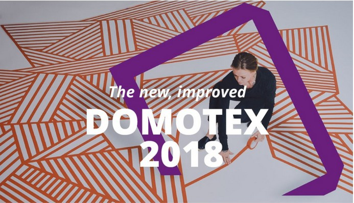 DOMOTEX 2018 HANOVER (GERMANY) 12-15 JANUARY 1