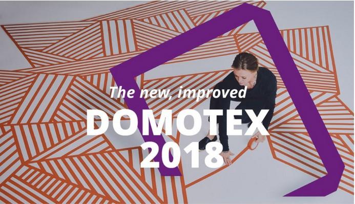 DOMOTEX 2018 HANOVER (ALEMANIA) 12-15 ENERO 1